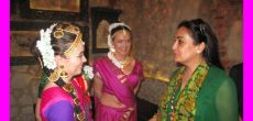 Visit: Dr Suresh K Goel Director General ICCR and Her Excellency Monika Kapil Mohta, Ambassador of India in Poland
