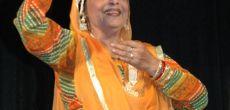Uma Sharma Kathak Show-2008