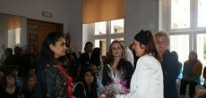 Visit of Indian Ambassador Mrs Monika Kapil Mohta in Dabrowa Gornicza