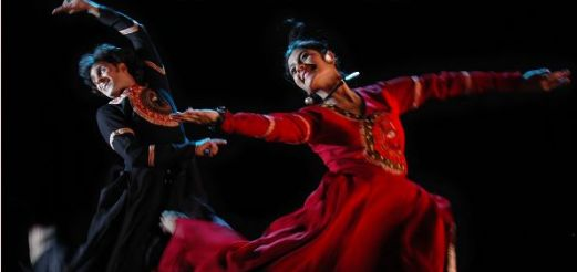 Kathak dance show  by world class indian  dancers Nirupama & Rajendra on 19th October2012