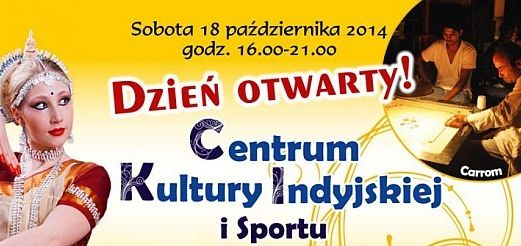 Indian Cultural Center of Art and Sport invites for OPEN DAY!