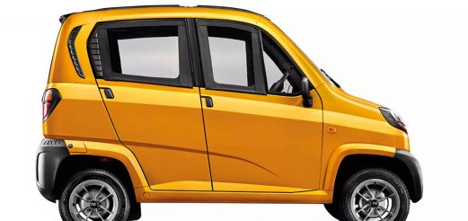 Bajaj Quote - The cheapest car in The World