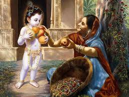 """Wystawa indyjskich gobelinów Sangeet Gandhi """"Ekspersje na temat Kriszny"""""""