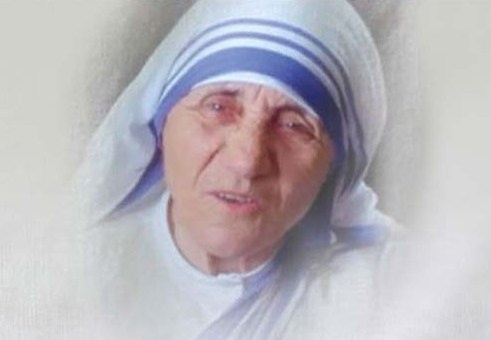 Saint Mother Theresa from Calcuta