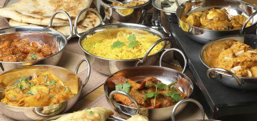 Uaktualniony wykaz restauracji indyjskich w Krakowie